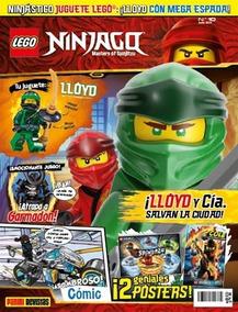 Zane Nya Kai Lego The Ninjago Movie blister con 3d sticker seleccionar Jay
