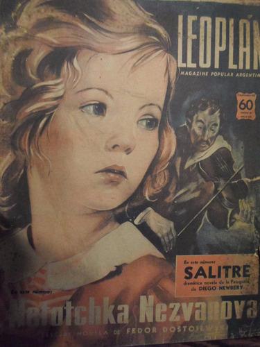 revista leoplan nº 326 diciembre 1947