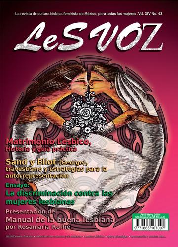 revista lesvoz #43, 2010, cultura lésbica feminista
