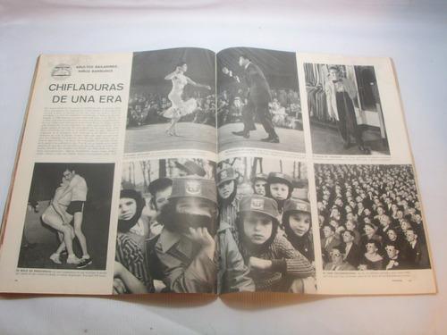 revista life aniversario 25 años. 1961
