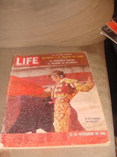 revista life en español, 1965