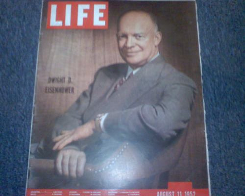 revista life en ingles dwight d