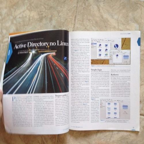 revista linux magazine n68 infraestrutura de ti tutorial git