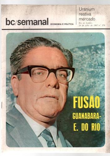 revista lote bc/semanal economia e politica de 1960 350