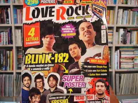 revista love rock nº15 - 2009