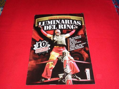 revista lucha libre especial de posters vbf