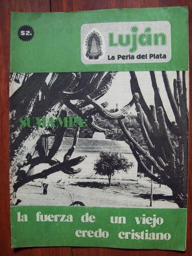 revista lujan 1974 sumampa c zorrilla peron campora caacupe