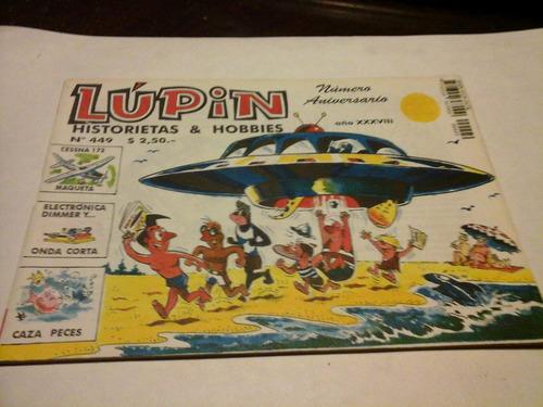 revista lupin numero 449 diciembre de 2002