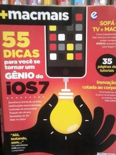 revista macmais nº 092 - jan/2014