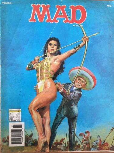 revista - mad en mexico - número 1 - bibi gaytán
