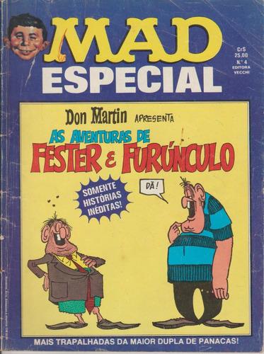 revista mad especial n:4 - 1979