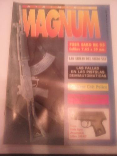revista magnum 81 fusil sako