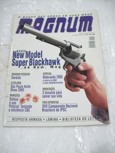 revista magnum - diversos números - 20,00 cada (nº na des...