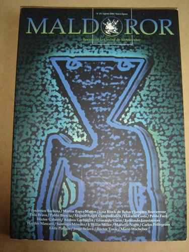 revista maldoror 27, agosto 2008