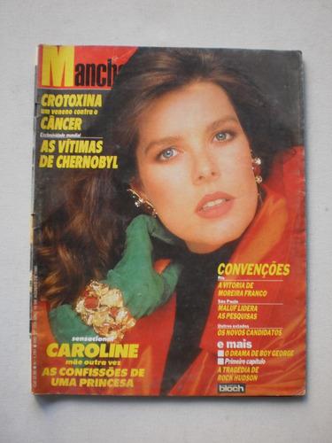 revista manchete - 16 de agosto de 1986 - n1791