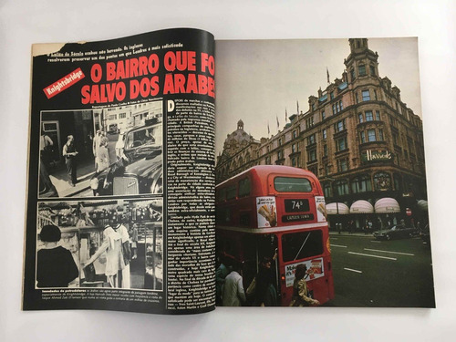 revista manchete lucélia santos - julho 1977 - nº 1316