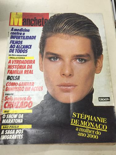 revista manchete nº 1.794 setembro 1986