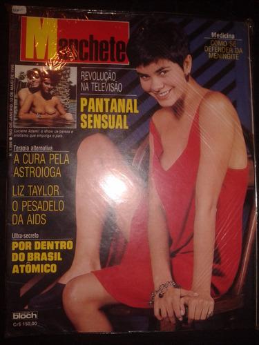 revista manchete - nº 1986