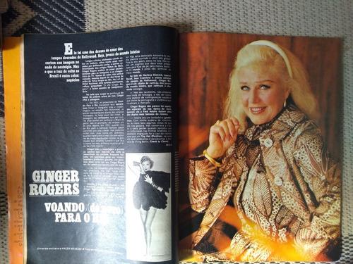revista manchete rio de janeiro 408 anos carnaval 1973