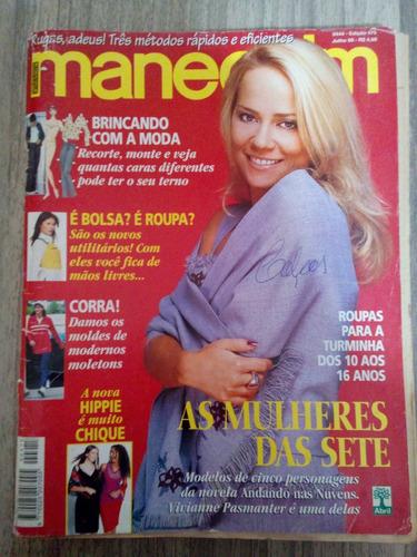 revista manequim (com