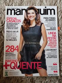 36595a59ed Revista Manequim Ed 611 Junho no Mercado Livre Brasil