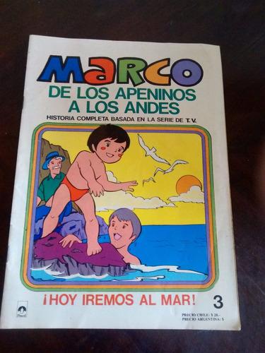 revista  marco   n° 3 pincel 1979 (566