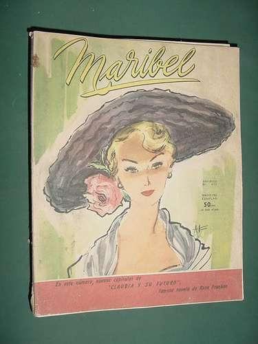 revista maribel 877 sep49 m. webster las mujeres de chopin