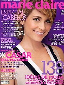 revista marie claire: claudia abreu / de maio de 2006
