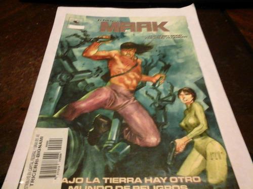 revista mark numero 4 editorial columba