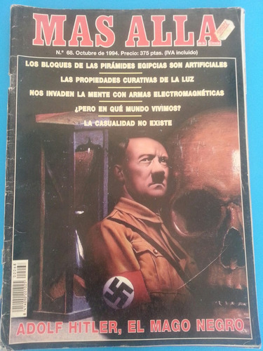 revista mas alla n°68 octubre 1994