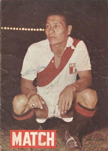 revista match - año i n° 10 (09/may/1957)