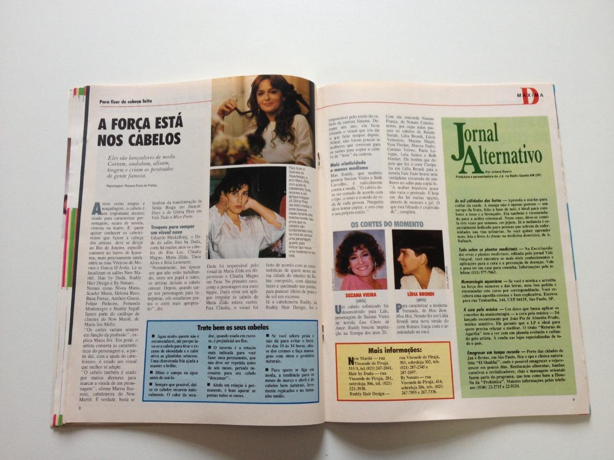 6aca01a73c4 Revista Máxima Camila N°20 - R  23