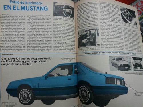 revista mecanica popular - edicion colombia julio 1979