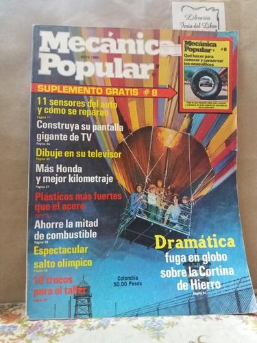 revista mecanica popular - edicion colombia mayo 1980