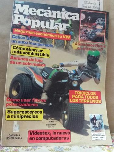 revista mecanica popular - enero 1983 - año 36 #1