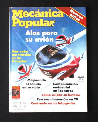 revista mecánica popular - noviembre 1987