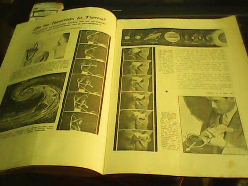 revista mecánica y ciencia moderna numero uno sept de 1936
