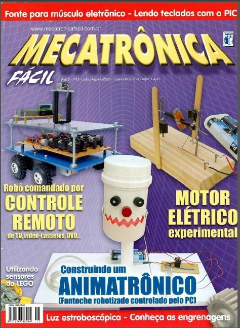 Revista Mecatronica Facil Pdf
