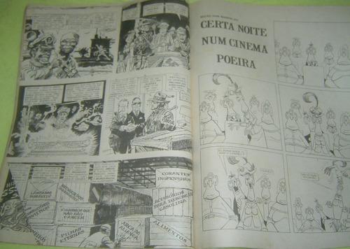 revista med especial 3 - março de 1986 - 100 páginas