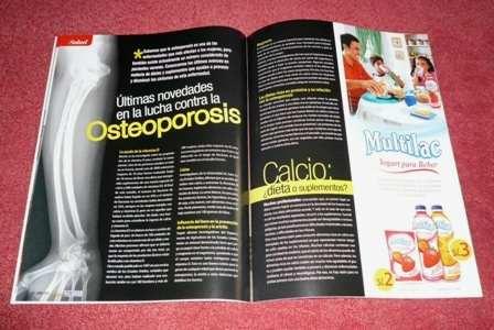 revista megaplaza 2008 verónica linares diabetes ajo jugos