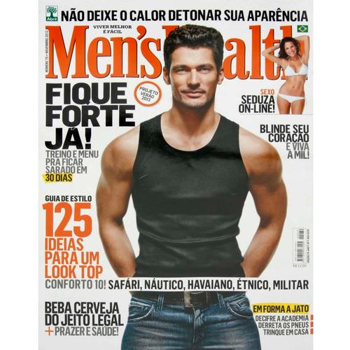 revista men's health novembro de 2012