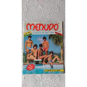 Revista Menudo Anos 80 A História De Suas Vidas