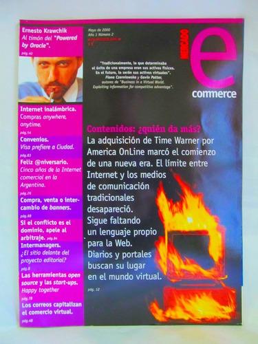 revista mercado e commerce año 1 nro 2