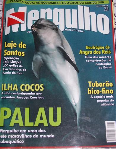 revista mergulho nº 164 março 2010 palau ilha cocos lage