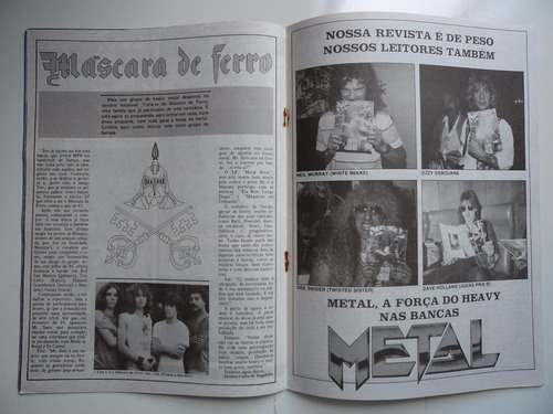 revista metal - ano ii - n 15