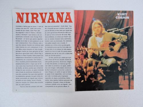 revista metal head 22 - nirvana especial uma lenda do rock