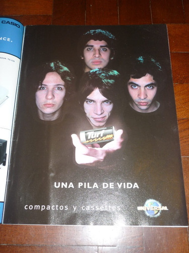 revista mix nº 15 musimundo 1997 rolling stones papo turf