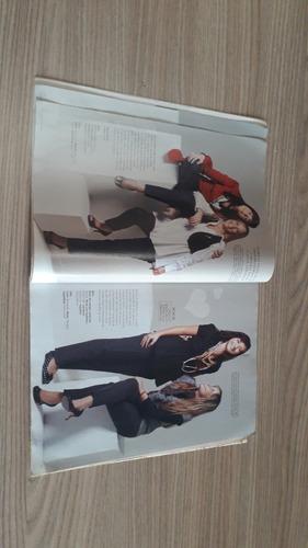 revista moda moldes 05 cris viana lenços calças  a867