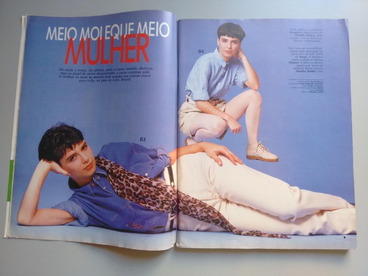 12d4271eb7 revista moda moldes 57 lidia brondi blusas lingerie a256. Carregando zoom.