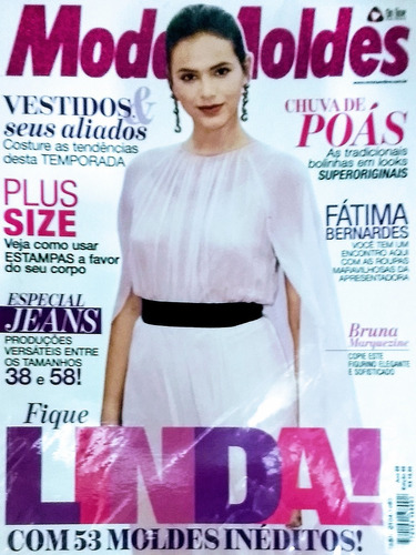 revista moda moldes